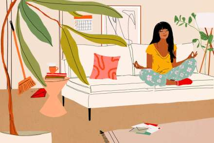 illustration from Apartment Therapy Website.